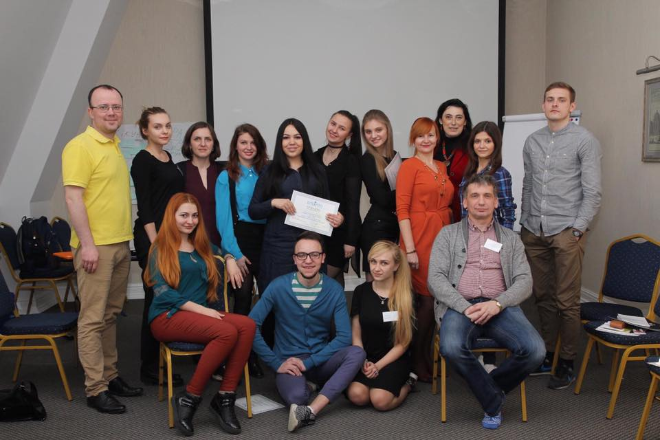 Тренінг «Гендерно чуйна журналістика» відбувся в Одесі та Львові