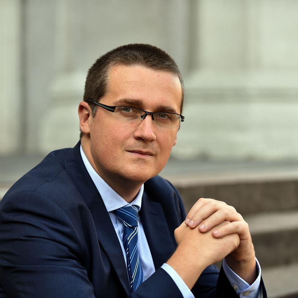 Скірмантас Малінаускас – литовський журналіст і радник прем'єра Литви візьме участь у конференції журналістів-розслідувачів