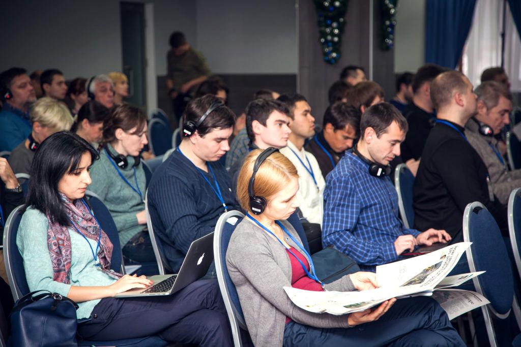 IX National Conference of Investigative Journalists of Ukraine