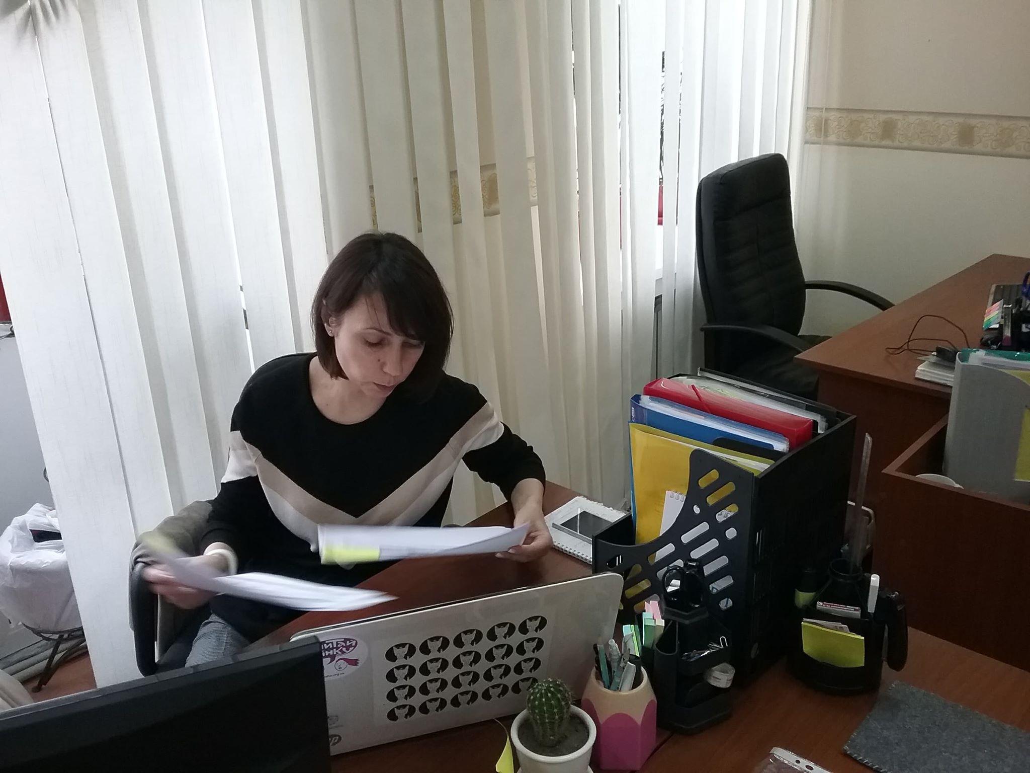 Наталя Євченко провела вебінар про фінансовий менеджмент неприбуткових організацій