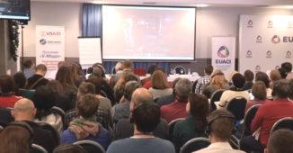 Спікери IX Всеукраїнської конференції журналістів-розслідувачів