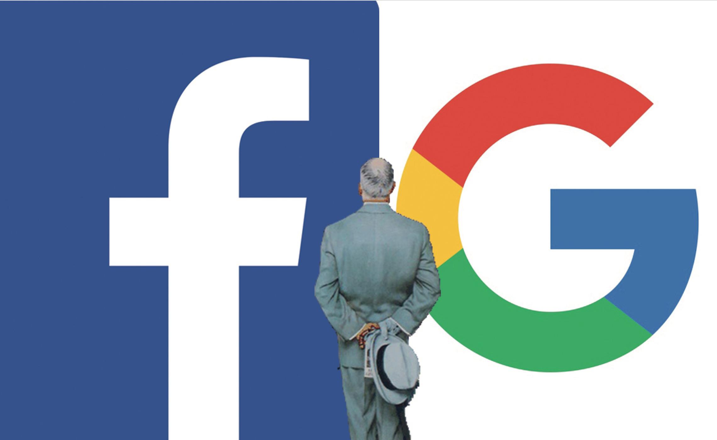 Facebook та Google знищують інтернет-журналістику, поглинаючи рекламні прибутки – стаття редакторки The Guardian Катарін Вайнер