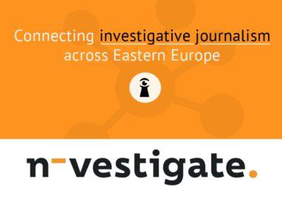 Партнерство у проекті n-vestigate міжнародної мережі n-ost