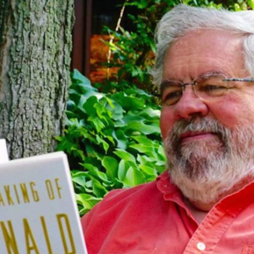 Ключовий спікер #IJC18 – Девід Кей Джонстон, лауреат Пулітцерівської премії